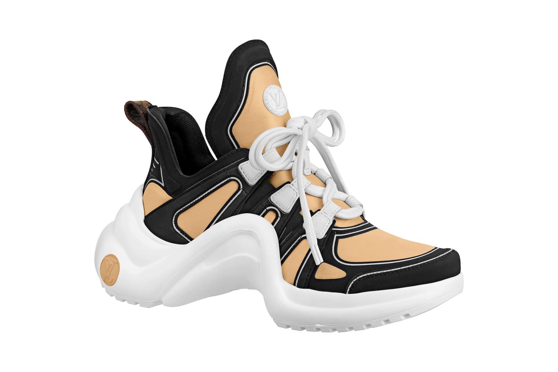 louis vuitton archlight shoes