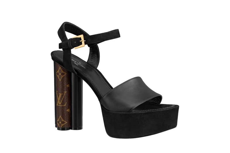 Louis Vuitton Spring/Summer 2020 Footwear Archlight Sneaker Monogram Print