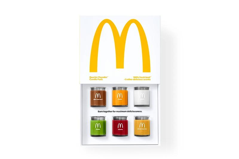 Mcdonald S Quarter Pounder Burger Scented Candle Hypebae