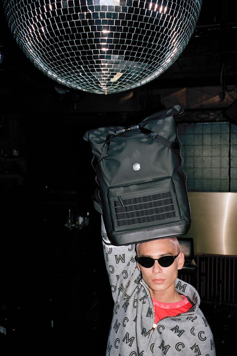mcm spring summer campaign disco club germany munich berlin daisy maybe tayahna walcott evan mock imran potato won dae joo