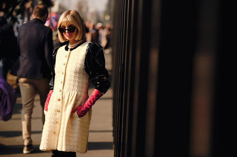 Street Style Trends Milan Fashion Week Fall Winter 2020 FW20