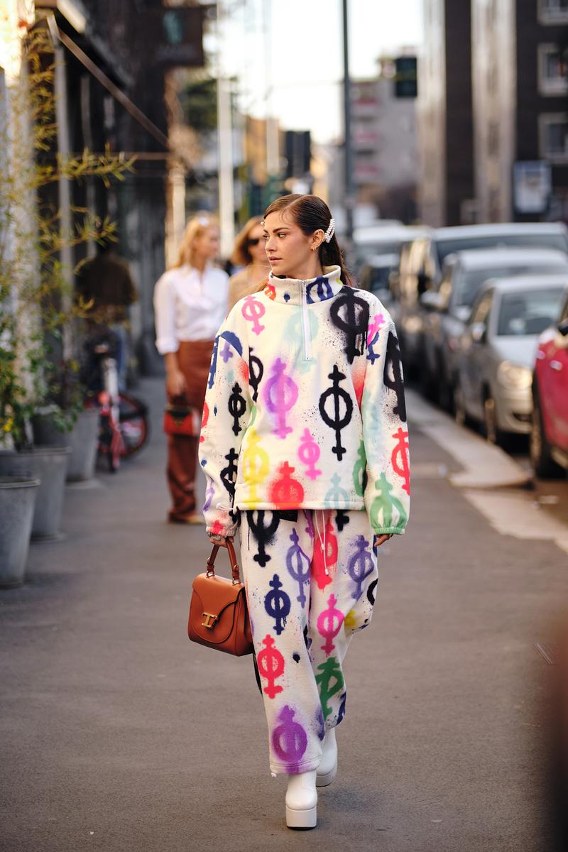 Street Style Trends Milan Fashion Week Fall Winter 2020 FW20 Influencer