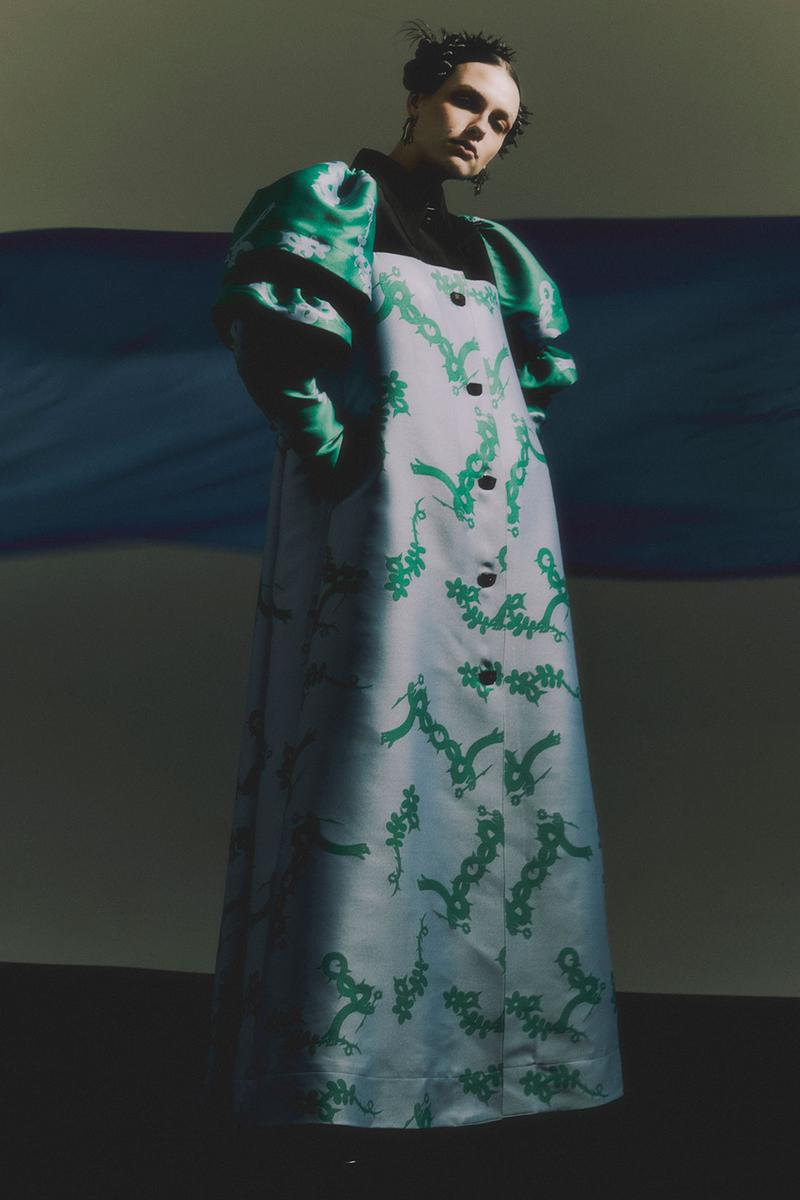minju kim netflix next in fashion winner korean designer frida kahlo blue dress