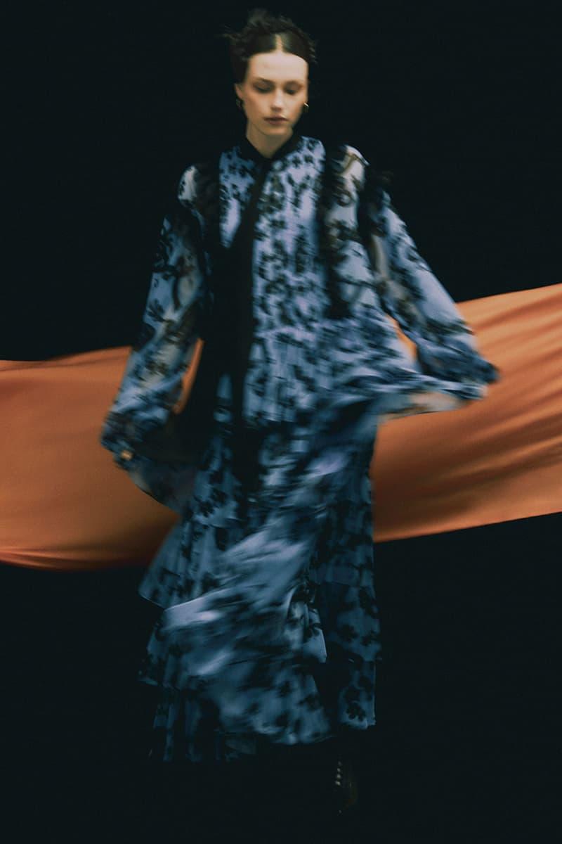 minju kim netflix next in fashion winner korean designer blue ruffled dress patterns