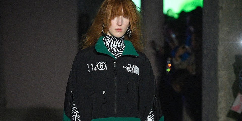 MM6 Maison Margiela Debuts The North Face Collaboration at LFW