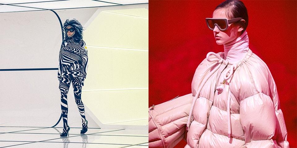 Moncler Genius Debuts Collabs With Richard Quinn & JW Anderson at Milan Fashion Week FW20