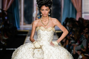 Picture of Moschino FW20 Looks to Marie Antoinette's Royal Court for Inspiration