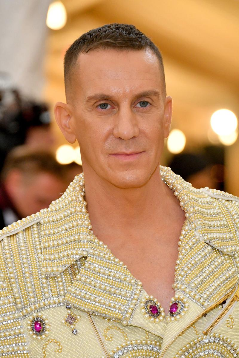 Jeremy Scott Met Gala 2019 Red Carpet