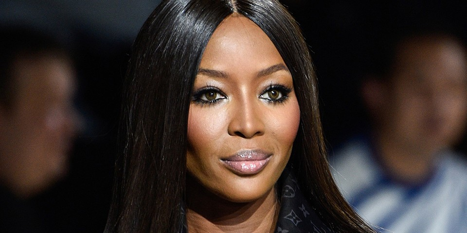Naomi Campbell Curates a Special Apple Music Playlist in Celebration of Black History Month
