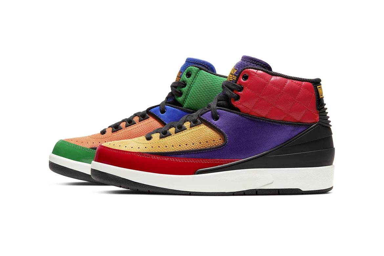 Hermanos exageración filete  Nike Air Jordan 2 Retro Action Red/Cosmic Purple | HYPEBAE