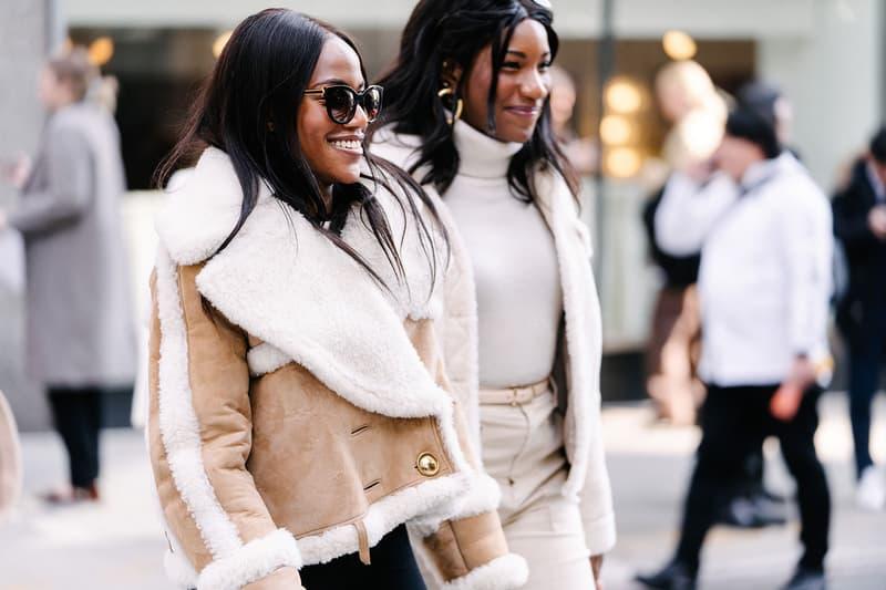 new york fashion week nyfw fall winter best street style bottega veneta dior nike