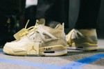 Picture of Off-White™ Debuts Air Jordan 4 Collaboration at FW20 Runway Show