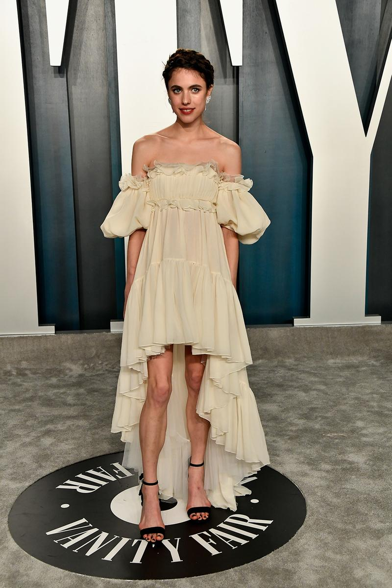 oscars 92nd academy awards after party vanity fair best dressed celebrities hunter schafer ella balinska