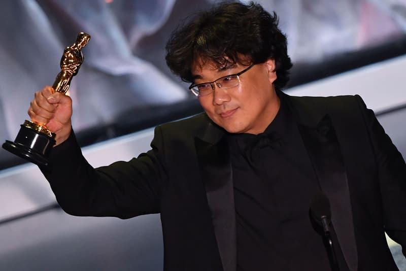 oscars 92nd academy awards winners best picture direct original screenplay international feature film bong joon ho