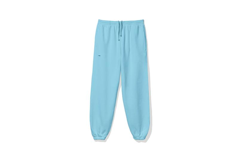 "Pangaia ""7 Pop Color"" Collection Sweatpants Blue"