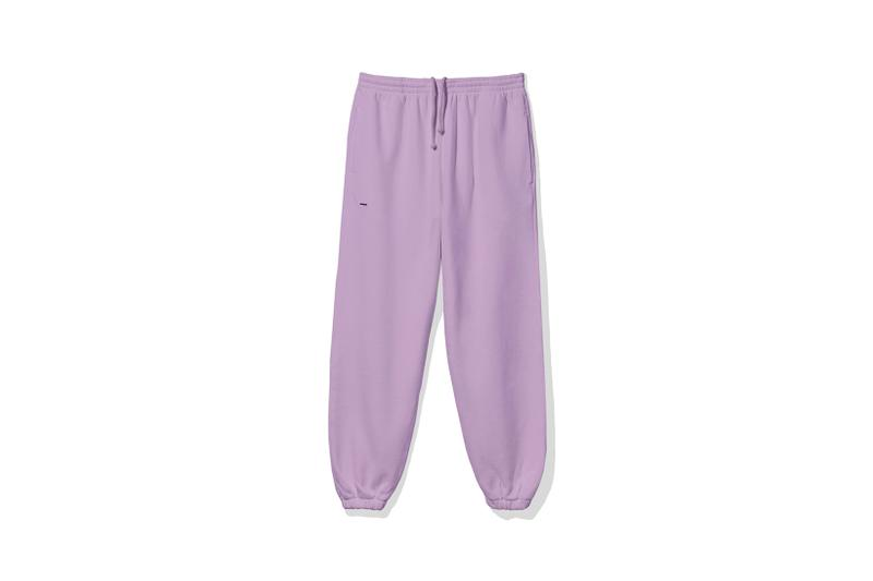 "Pangaia ""7 Pop Color"" Collection Sweatpants Purple"