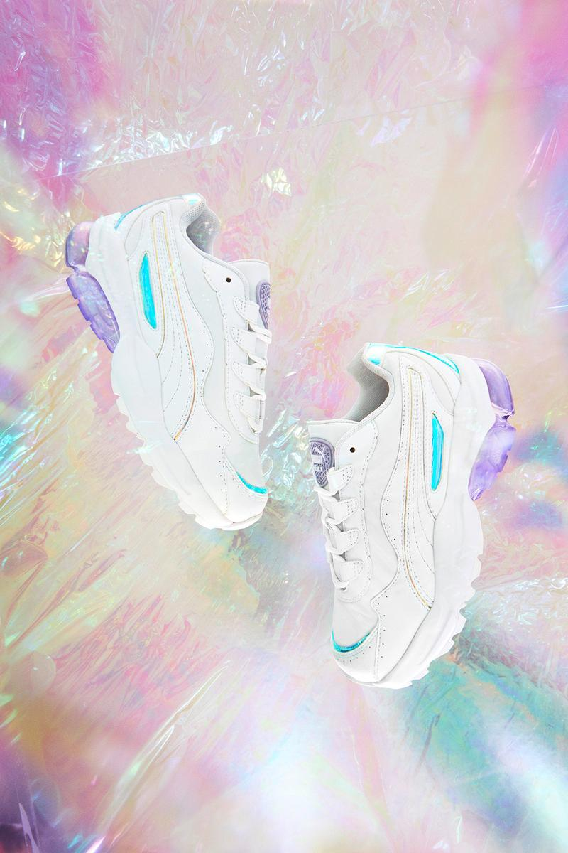 PUMA Cali Glow Sneaker Collection CELL Stellar