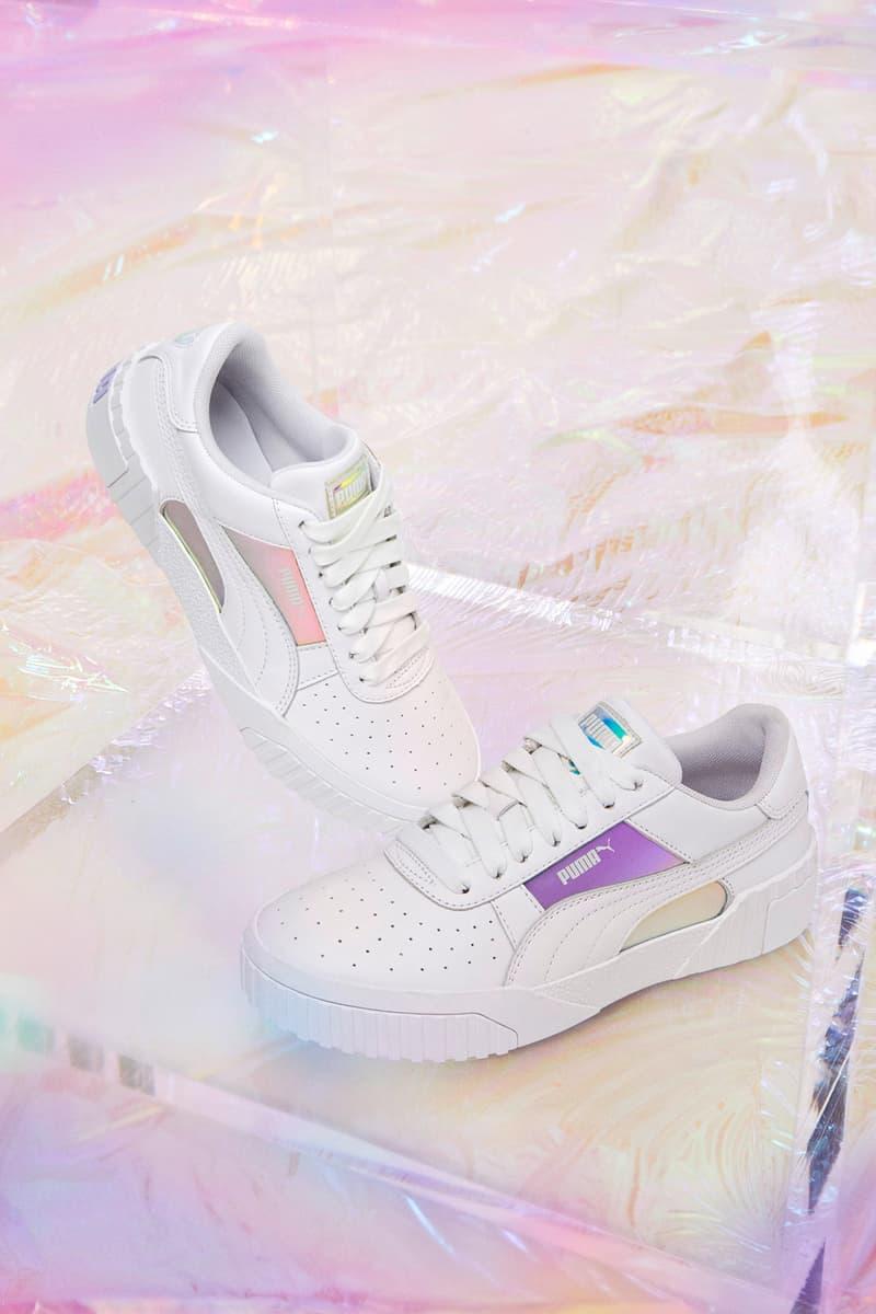 PUMA Cali Glow Sneaker Collection