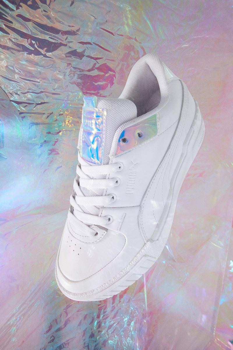 PUMA Cali Glow Sneaker Collection Sport