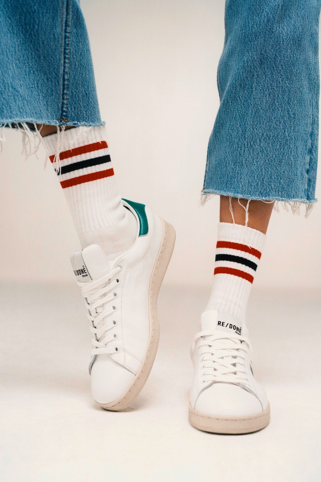 RE/DONE's Women's Sneaker Collection