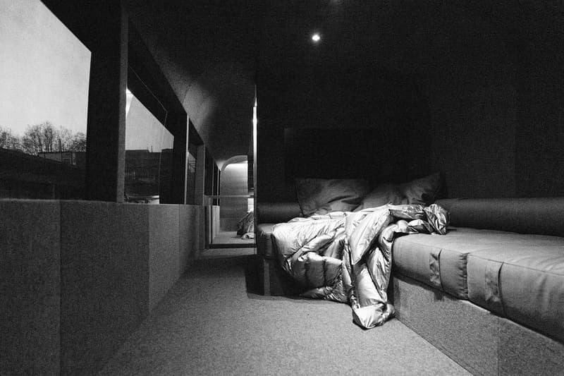 Rick Owens x Moncler Collaboration Collection Campaign Michèle Lamy