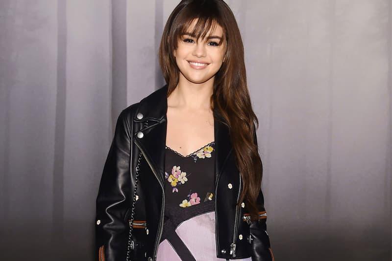 Selena Gomez Coach Red Carpet