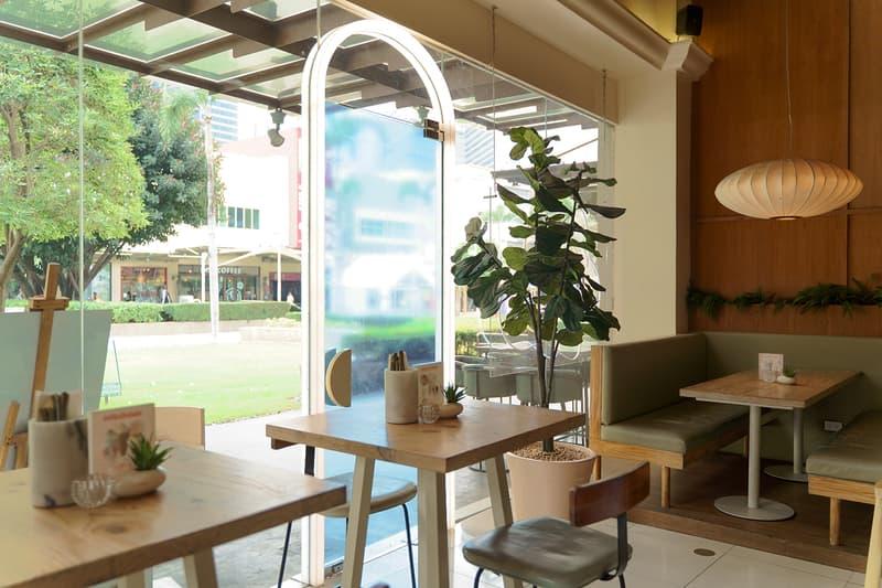 sunnies cafe brunch manila philippines bgc restaurants plants