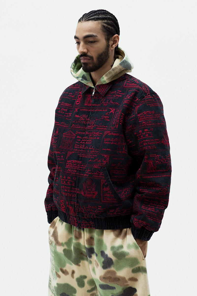 supreme spring summer outerwear jackets hoodies yellow green shorts red black