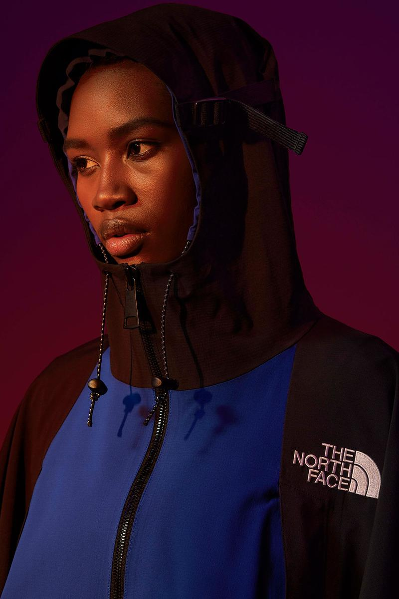 the north face spring summer black series collection mountain light jackets outerwear