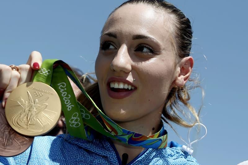 Anna Korakaki 2016 Olympics Rio de Janiero