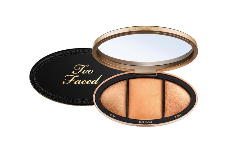 too faced born this way eyeshadow highlighter palettes makeup