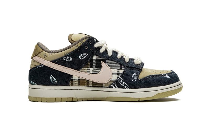 "Travis Scott x Nike SB Dunk Low ""Cactus Jack"""