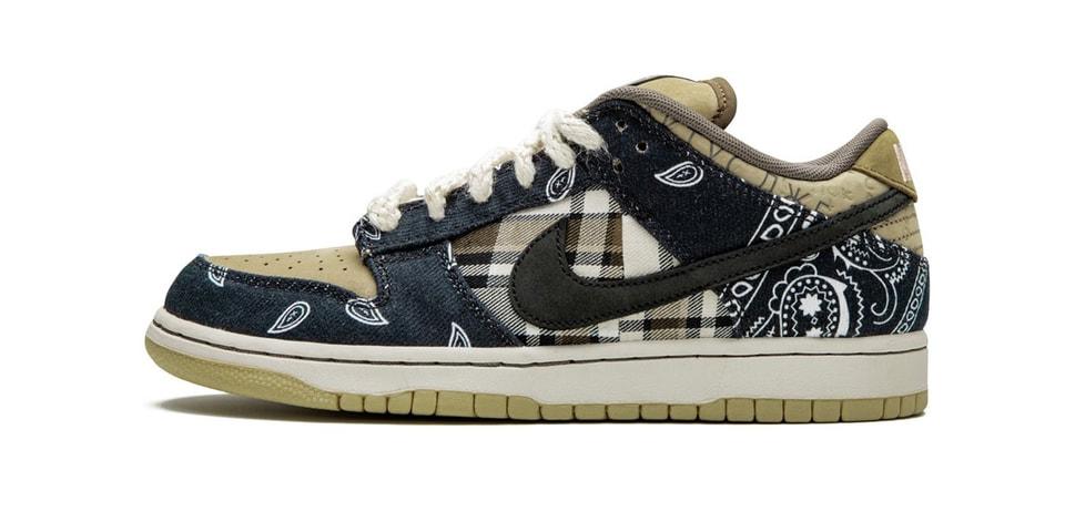"A Closer Look at Travis Scott's Nike SB Dunk Low ""Cactus Jack"""