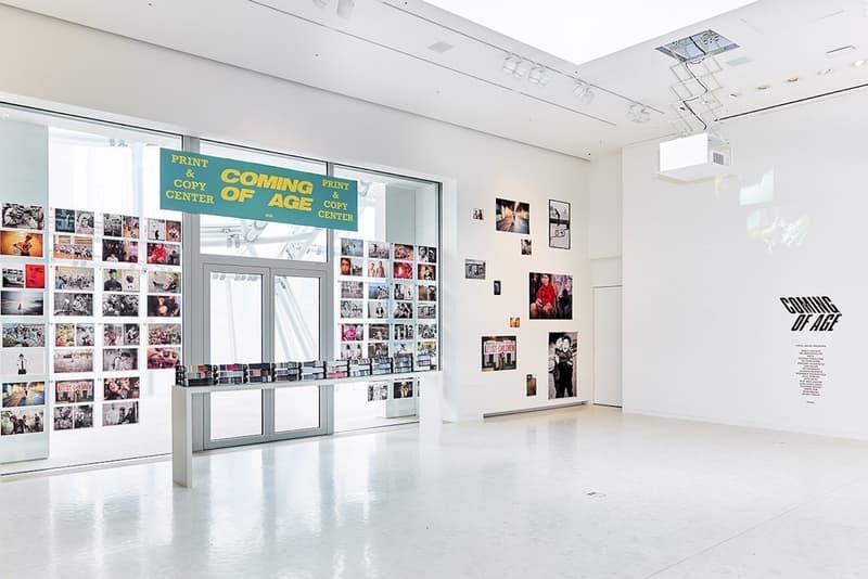 virgil abloh coming of age exhibition espace louis vuitton seoul art photography photos images south korea