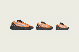 """Picture of The YEEZY BOOST 700 MNVN """"Orange"""" Will Release in Only Three Locations"""