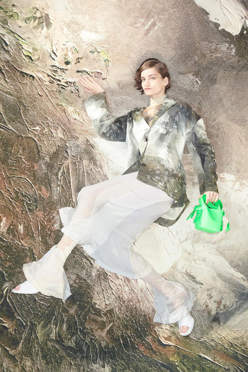 Acne Studios Spring/Summer 2020 Collection Campaign August Strindberg