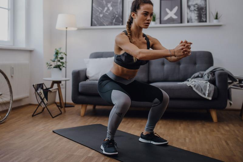 adidas At-Home Workout Training App