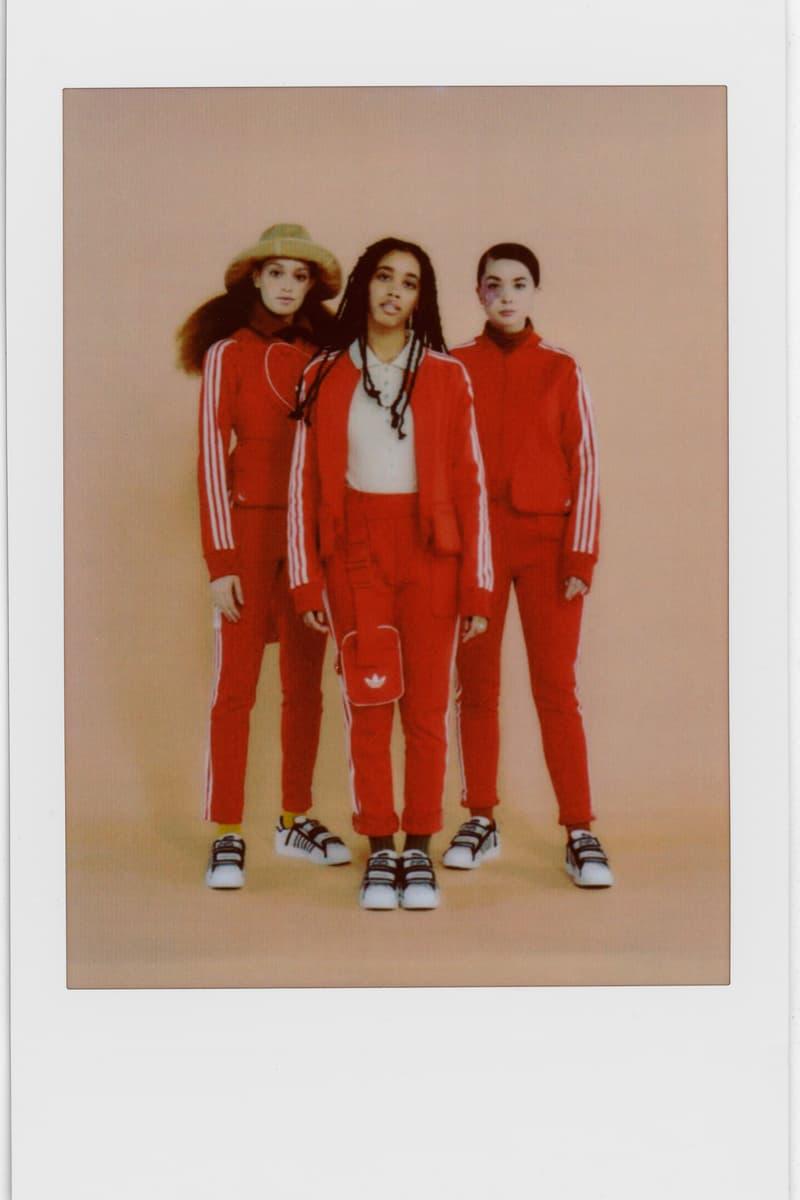 adidas Originals x Ji Won Choi x Olivia O'Blanc Superstar Collaboration Collection