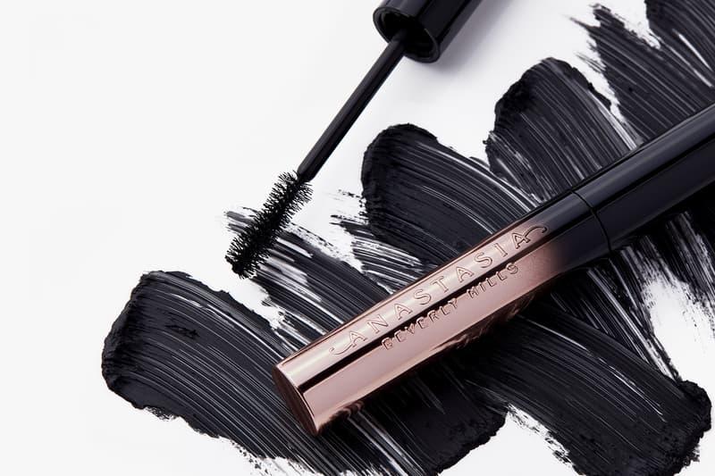 anastasia beverly hills abh lash brag volumizing mascara makeup release