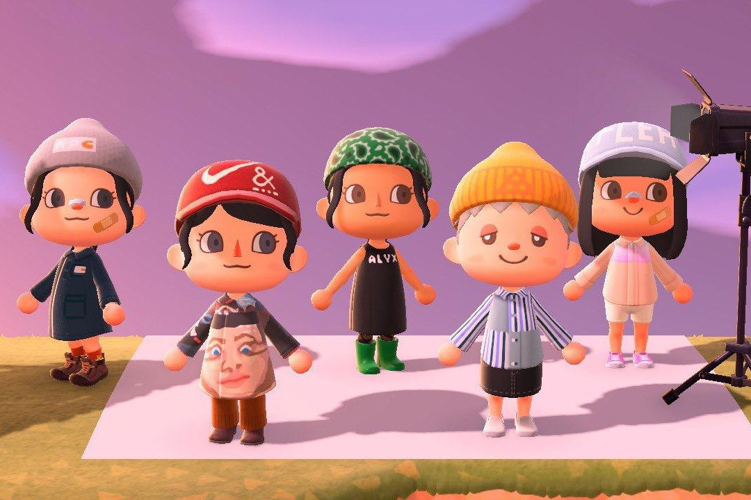 How To Design Custom Outfits On Animal Crossing Hypebae