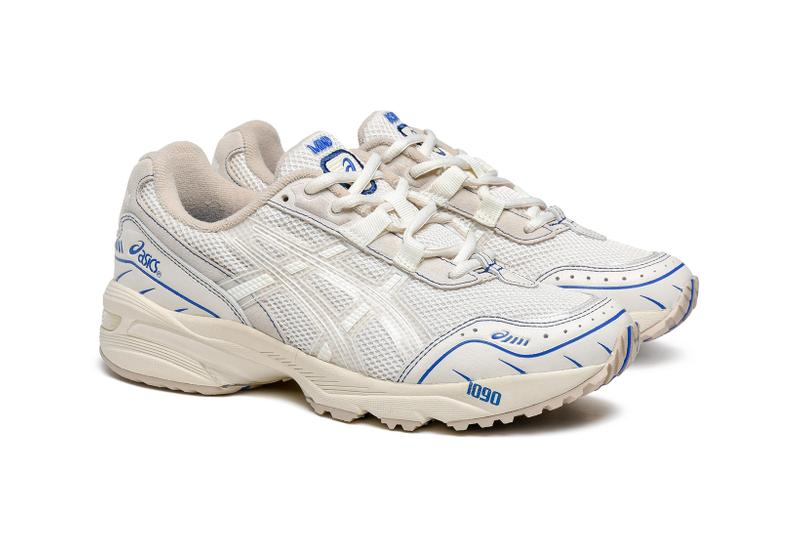 ASICS Above The Clouds GEL-1090 Collaboration White Sneakers