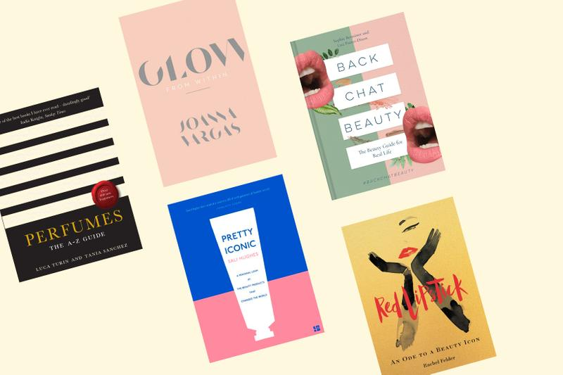 best beauty books perfumes luca turin glow from within joanna vargas pretty iconic sali hughes back chat sophie beresiner lisa potter dixon red lipstick rachel felder