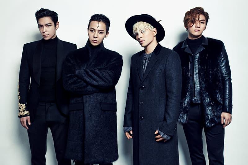 big bang g dragon top taeyang daesung yg entertainment contract renewal kpop music