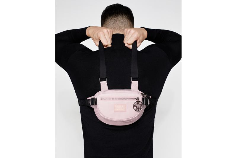 Burberry B Series Pastel Pink Cannon Belt Bag Release Date