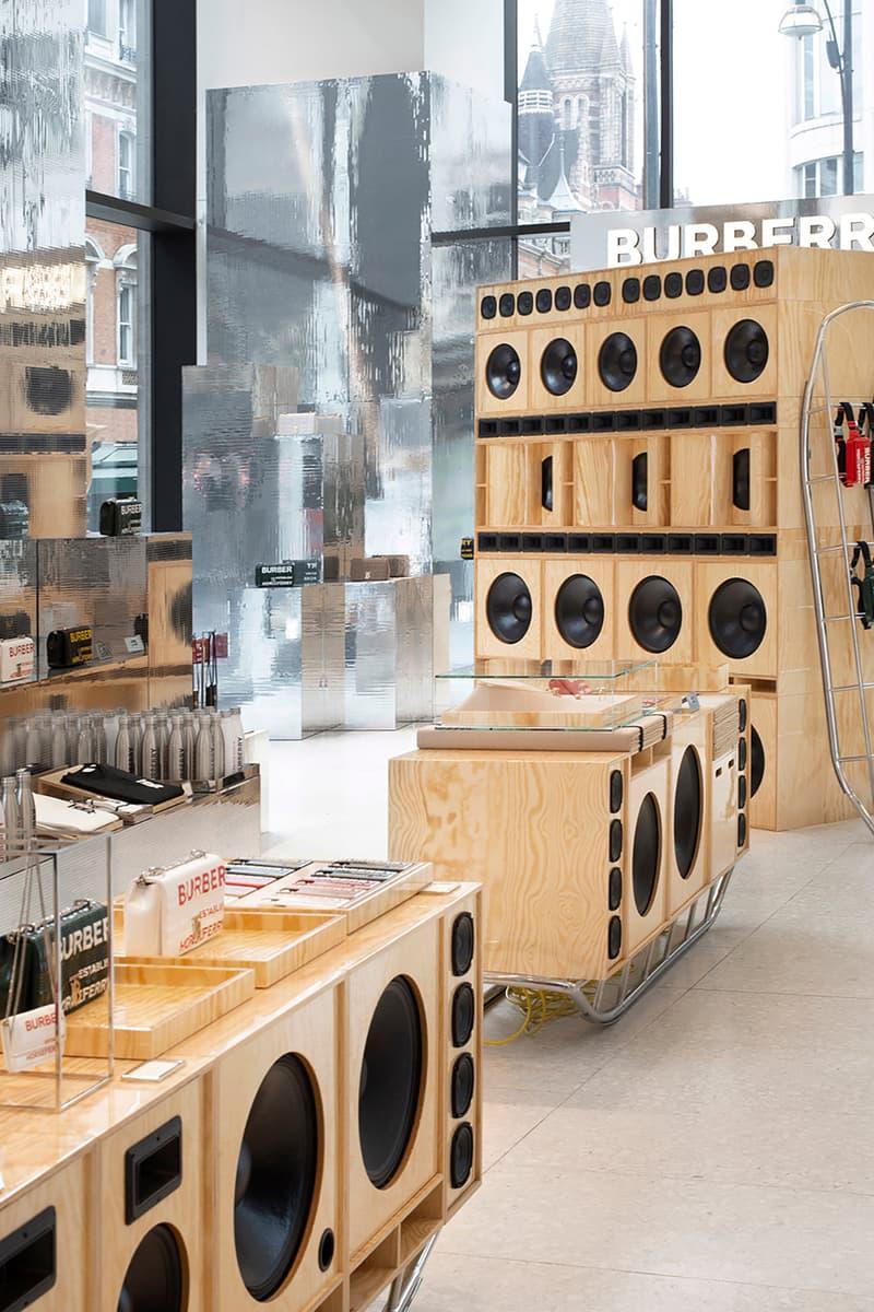Burberry Selfridges The Corner Shop Pop-Up London