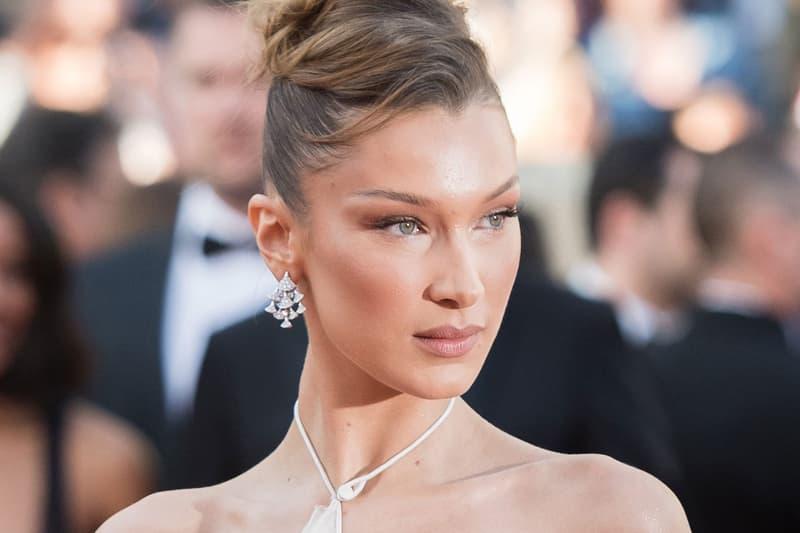 Bella Hadid Cannes Film Festival 2019