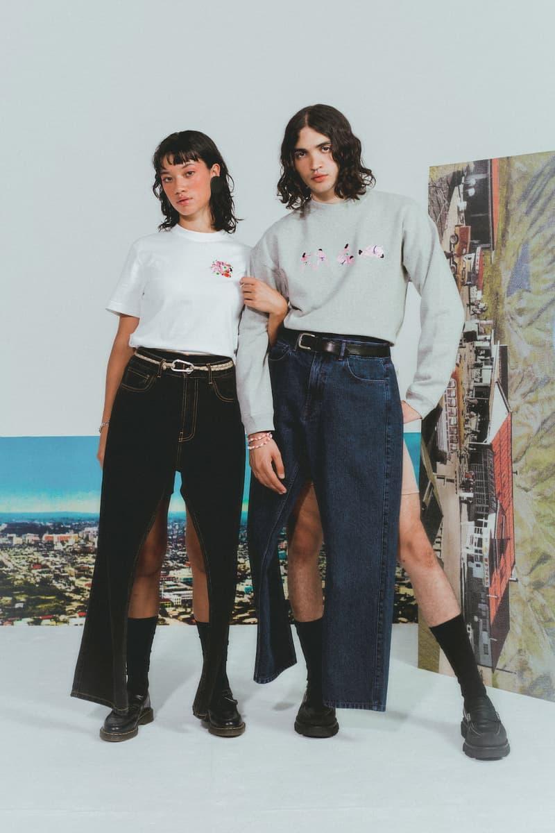 Carne Bollente Spring/Summer 2020 Lookbook Collection Sex Positive Fashion Label