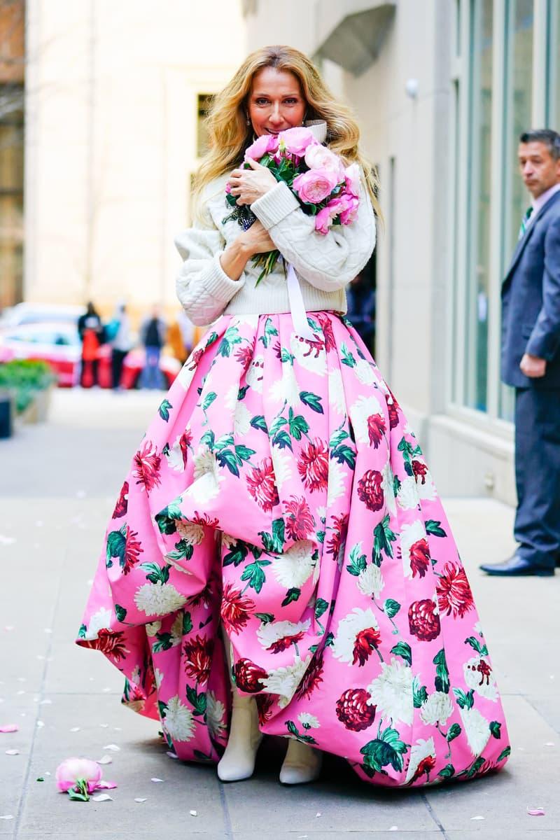 Celebrity Style Fashion Celine Dion Dua Lipa Megan Thee Stallion Kaia Gerber Kim Kardashian