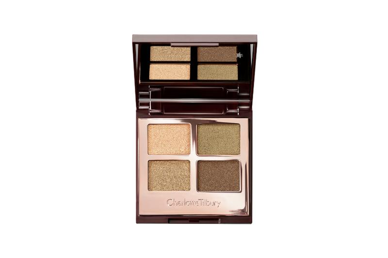 Charlotte Tilbury Eye Colour Magic Luxury Palette Green Lights