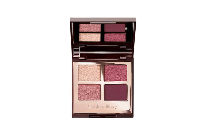 Charlotte Tilbury Eye Colour Magic Luxury Palette Mesmerizing Maroon